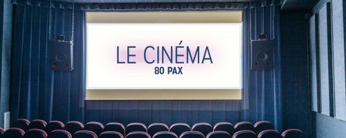 Le cinéma - L'Aquarium de Paris