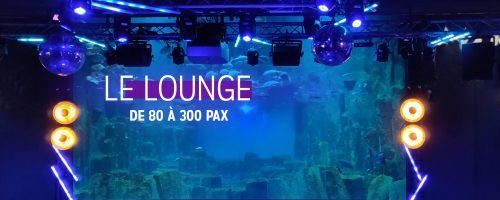 Le Lounge - L'Aquarium de Paris