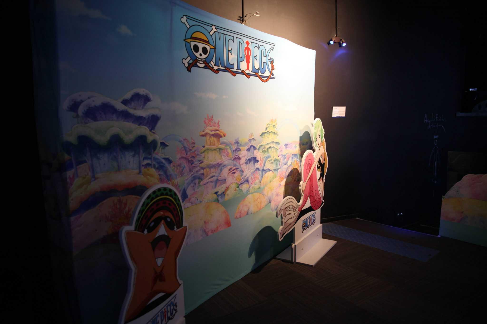 Exposition One Piece - Aquarium de Paris