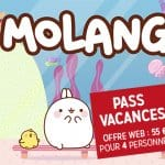 Pass Vacances 4 personnes - Aquarium de Paris