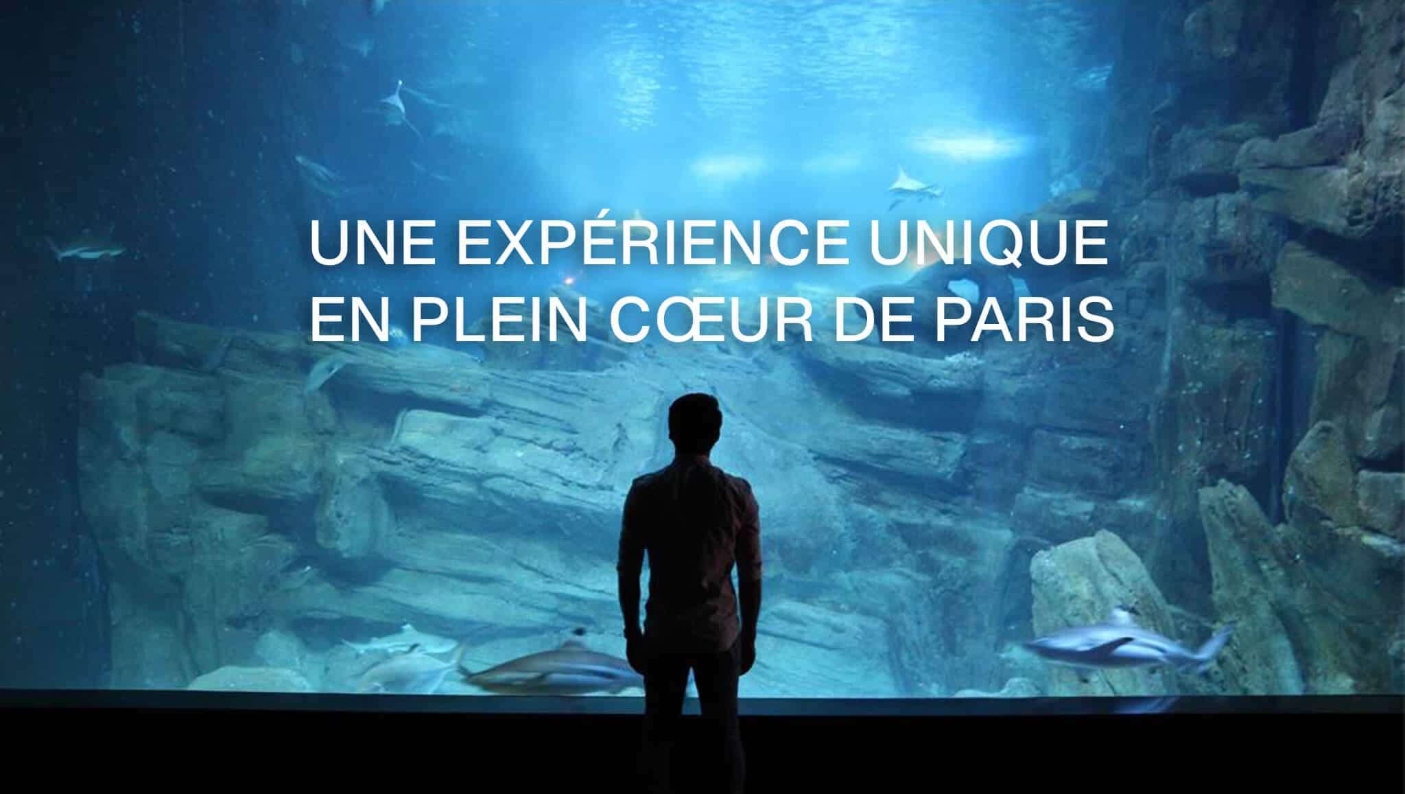Professionnels du tourisme - Aquarium de Paris
