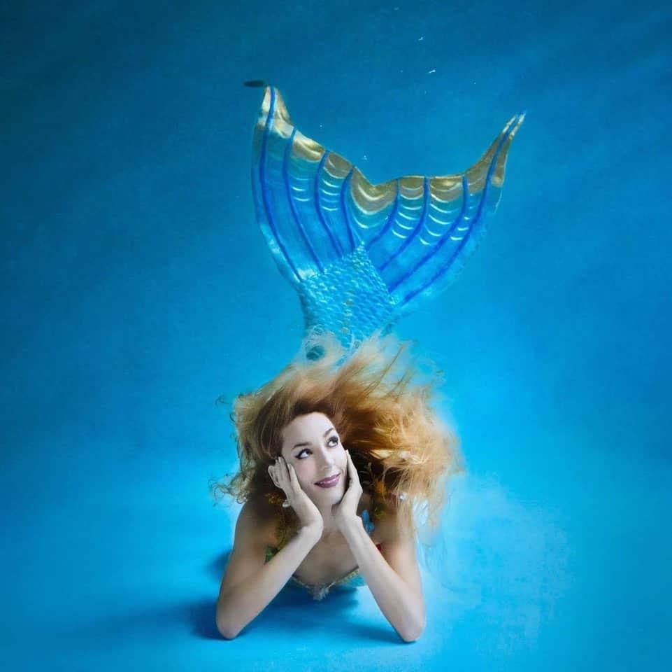 claire-la-sirene-aquarium-de-paris